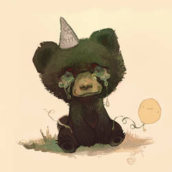 Sean The Bear Yo by gawki