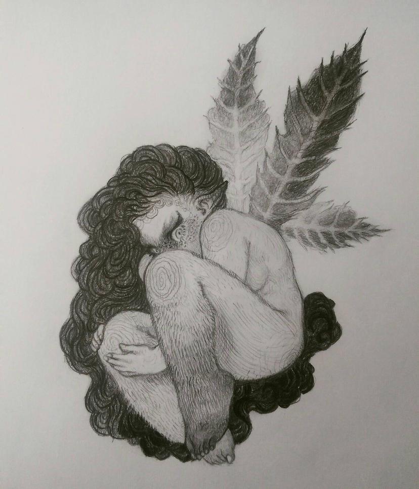 Curled by gawki