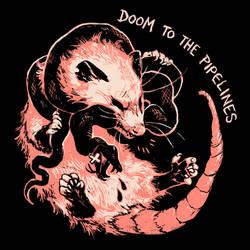 Doom to the pipelines!