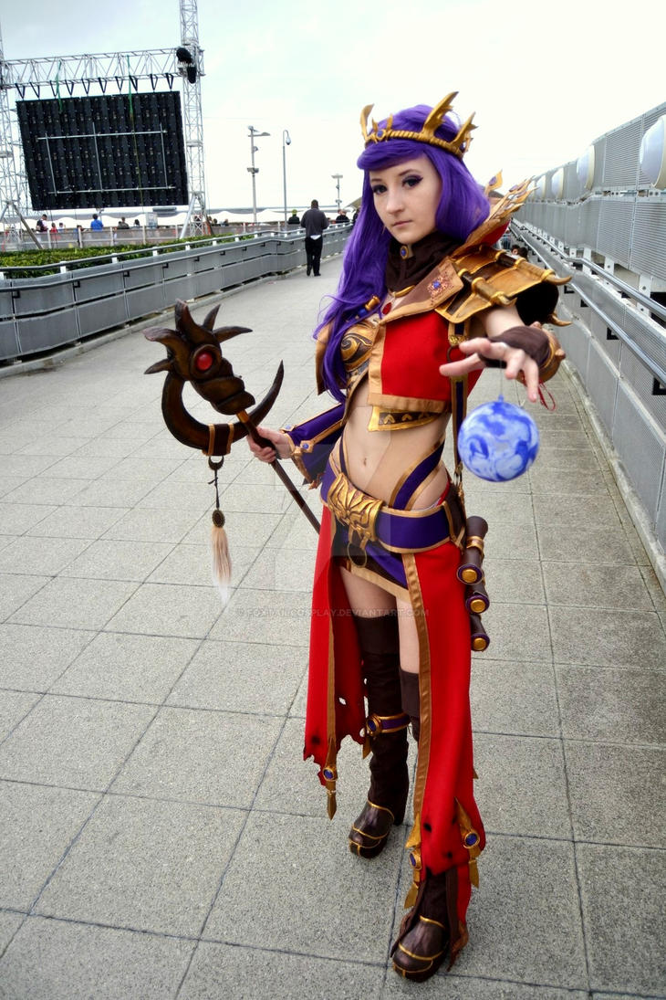 Wizard at mcm by FoxTailCosplay