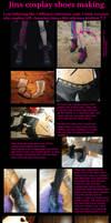 Jinx shoes vip/tutorial