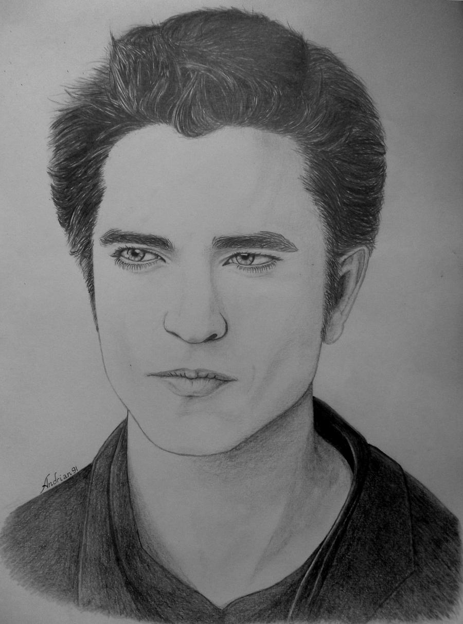 Edward Cullen By Andrian91 On Deviantart