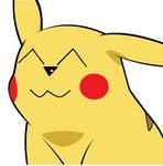 I gave Pikachu a Face