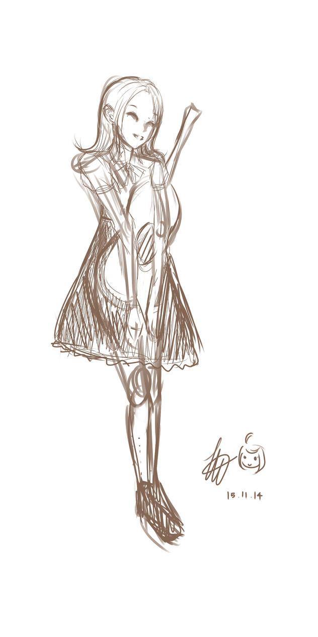 Sketch by dreamstream9