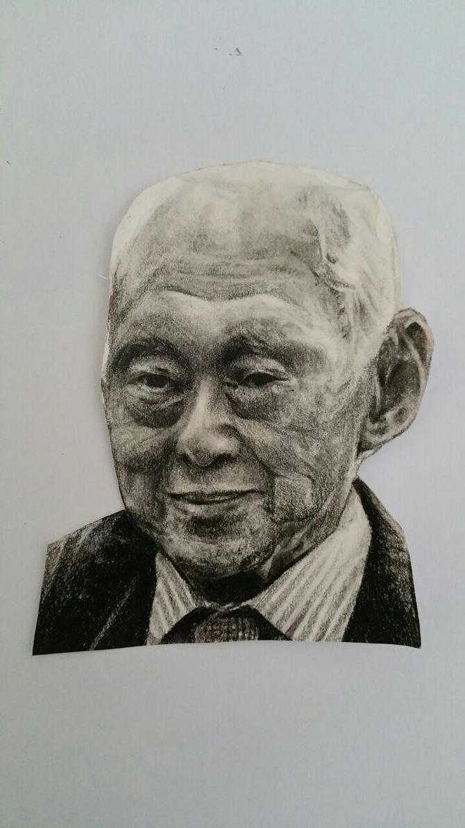 Mr. Lee Kuan Yew by dreamstream9
