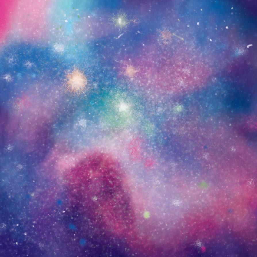 Galaxy by dreamstream9