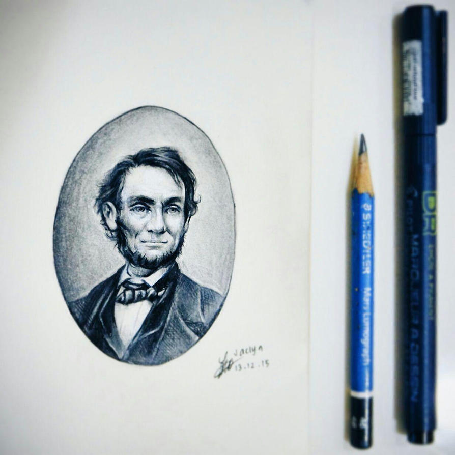 Abraham Lincoln by dreamstream9