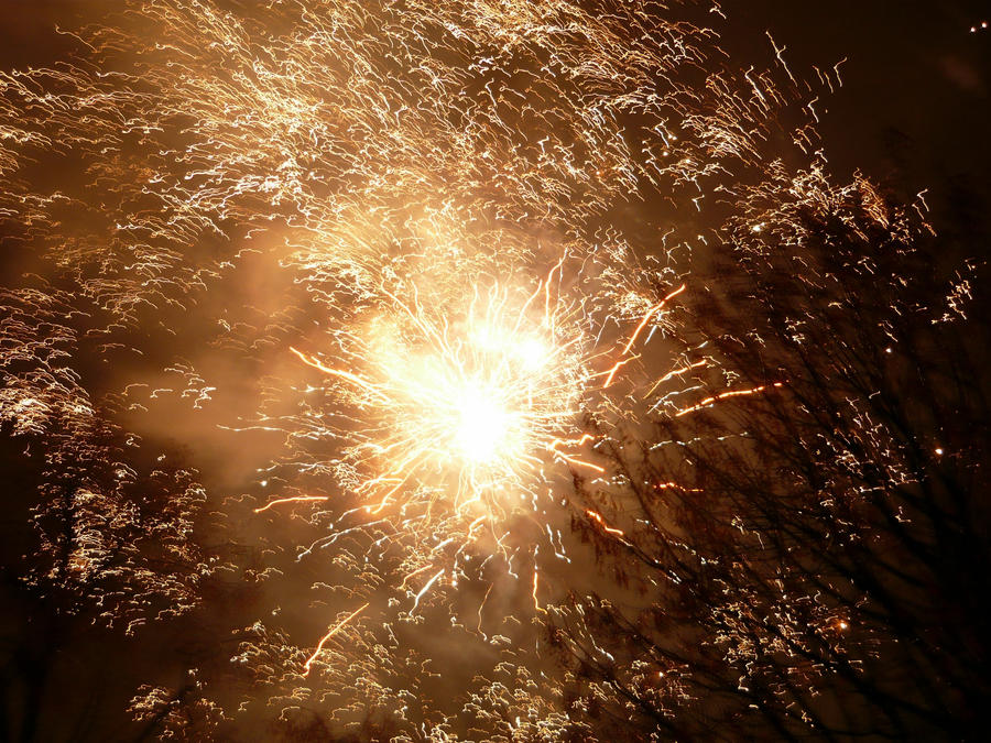 Fireworks by Alchemija