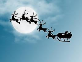 Santa by AleirbaGabi