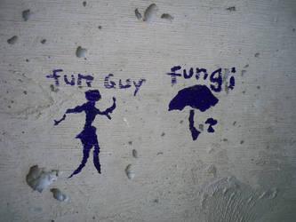 Fun Guy Fungi by ElSonador90