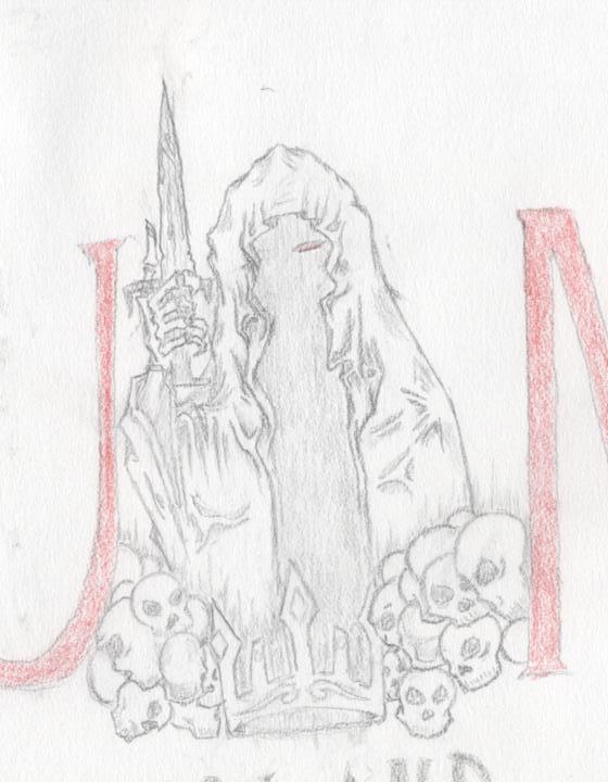 Grim by shroomstone