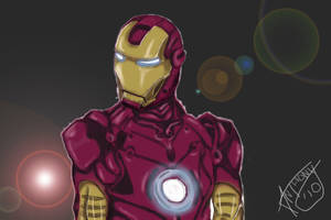 Ironman by shroomstone