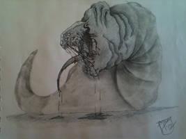 Worm by shroomstone