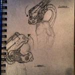 Helmet designs by shroomstone
