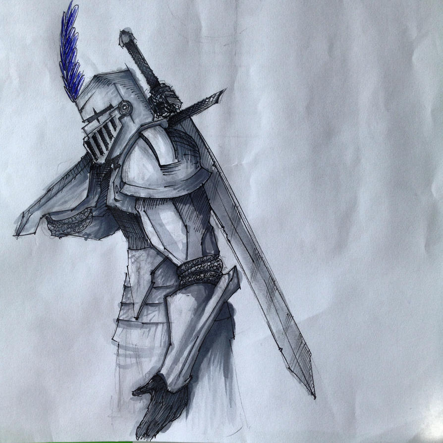 Knight by shroomstone