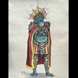King Zora by shroomstone