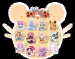 Mouse Annie 2021 Calendar by AnnieStash