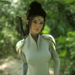 elf princess by punchhx22