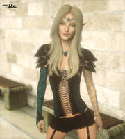 adrianna III by punchhx22