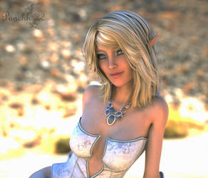 Alyiah IV by punchhx22