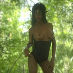 Jasmin II by punchhx22