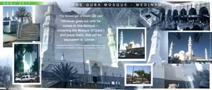 DESIGN 8 THE QUBA MOSQUE - MEDINAH