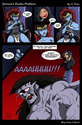 Demona's Voodoo Problems