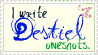 Destiel Oneshots Stamp by SSNTTP-Vivi