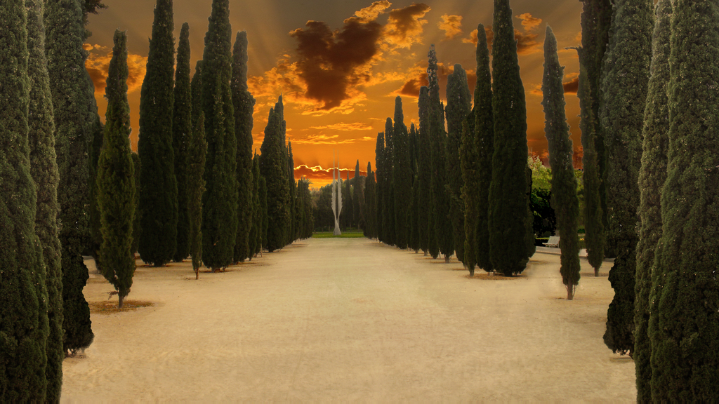 Jardines del real by daviniasiles on deviantart for Jardines del real