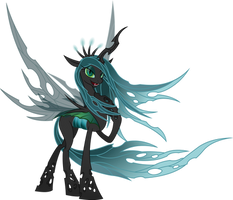 Queen Chrysalis by Nemesis360