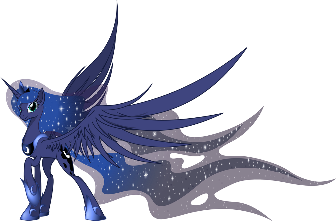 Princess Luna by Nemesis360