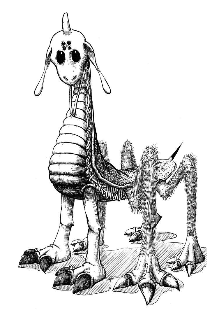 Aliens 4 by Gerbera-man