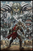 God Of War Test 01 by Shun-008