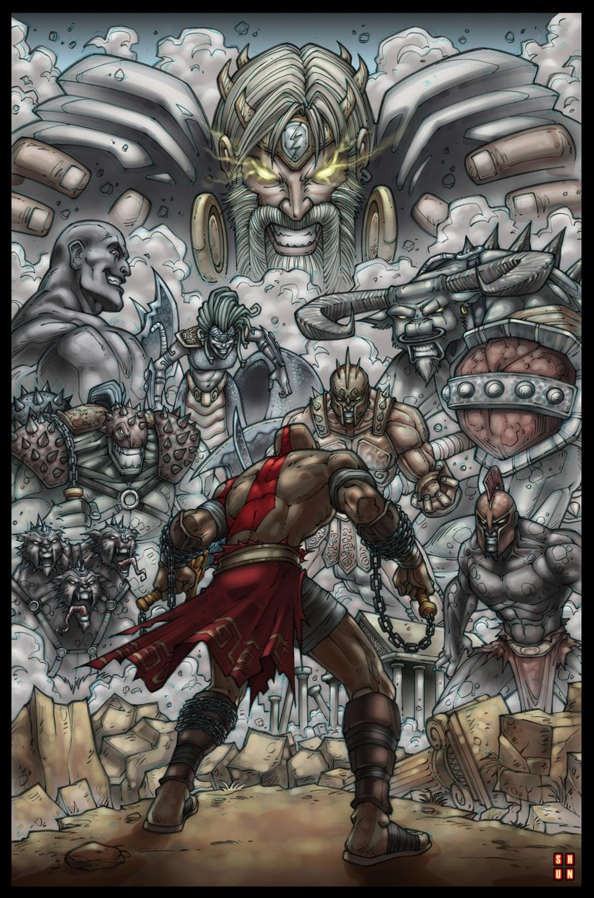 kratos wikipedia español