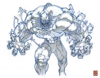 ultimates: venom by Shun-008