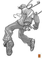 Fudo: Into The Beat by Shun-008
