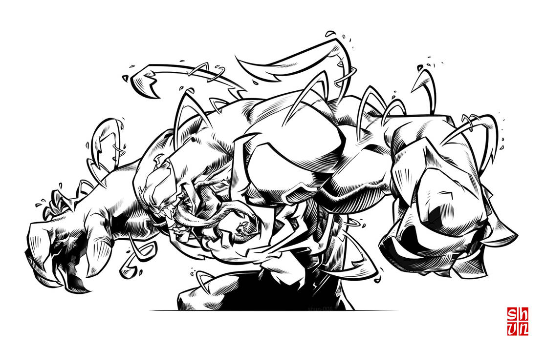 Venom 005 by Shun-008