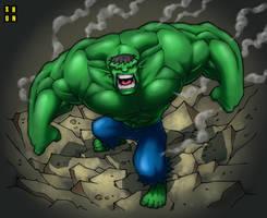 Hulk 01 by Shun-008