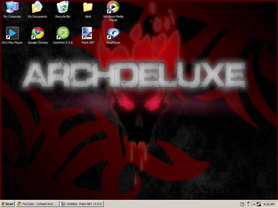 machspeed trio desktop