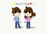 James and Sophia - REDESIGN