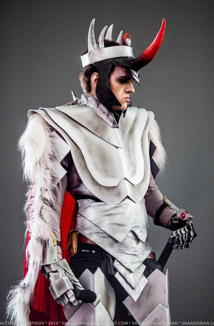 Sombra cosplay by Ferrumiz