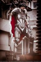 King Sombra cosplay by Ferrumiz