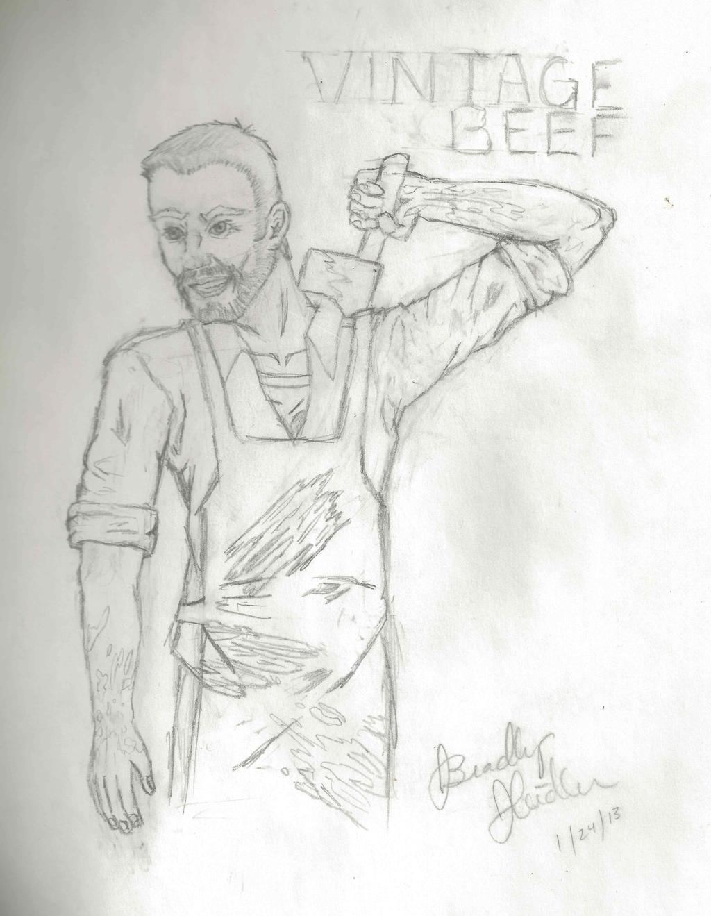 Vintage Beef by TaKKuN923