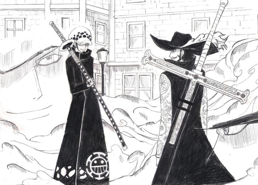 Trafalgar Law vs Bartholomew Kuma - Battles - Comic Vine
