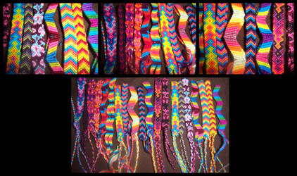 friendship bracelets by ciara-cable