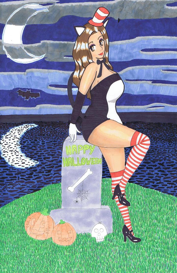 halloween night WIP 16 by Nigzblackman