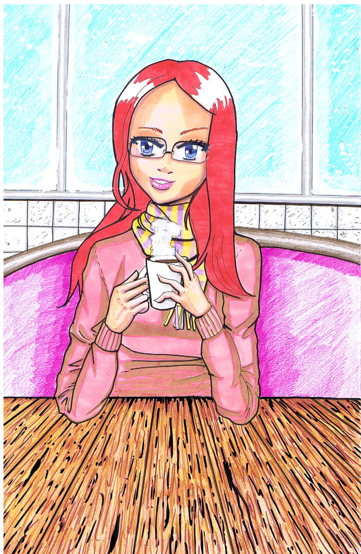 Coffee Date Finished by Nigzblackman