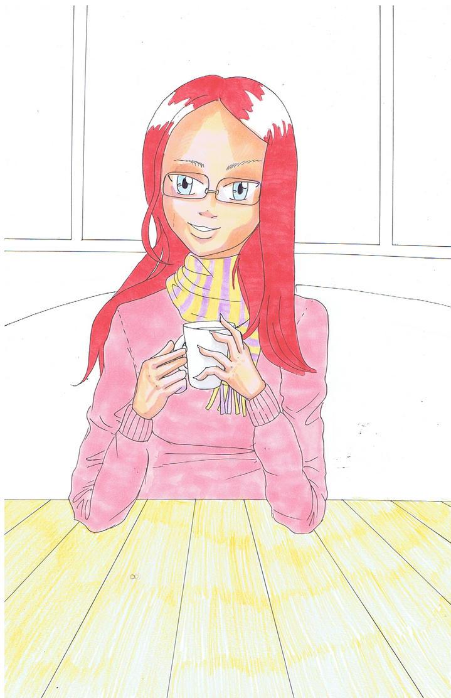 Coffee date WIP  4 by Nigzblackman