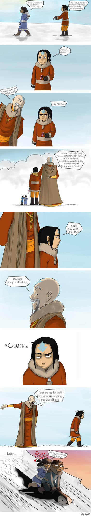 Listen to Aang by BehindtheVeil