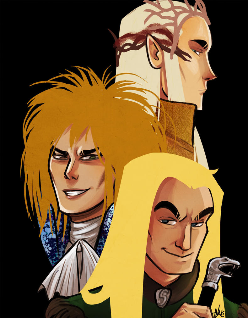 The 3 Brothers  by BehindtheVeil